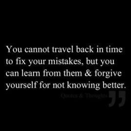 travel back
