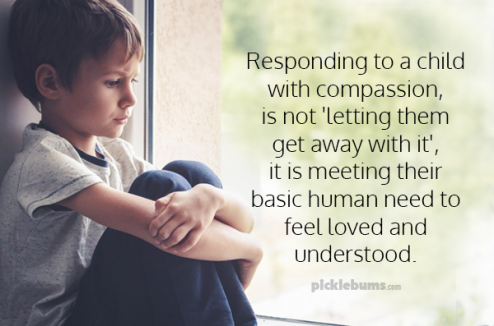 respond with compassion